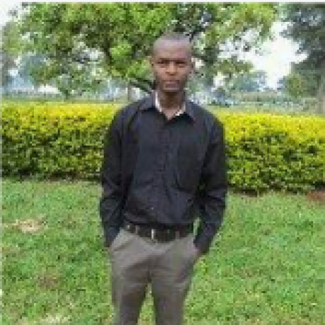Profile photo of Simon Kamau